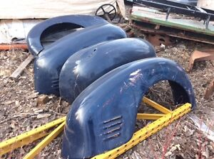 1939 -1947 DODGE TRUCK FENDERS FRONT AND REAR NICE!
