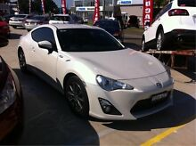 2012 Toyota 86 ZN6 GT White 6 Speed Manual Coupe Maryville Newcastle Area Preview