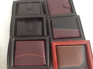 NEW Real Leather Wallet & Wallets Sets for Sale