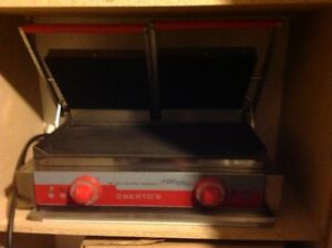 BRAND NEW, never been used, BERTO industrial Panini maker