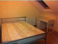 SPACIOUS AND CLEAN SINGLE LOFT ROOM CLOSE TO TUBE STN/BUSES MOVE IN TODAY
