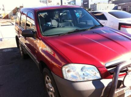 2002 Mazda Tribute Wagon Belconnen Belconnen Area Preview