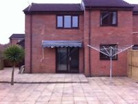 Two Bed Semi Detached House, Newly Refurbished, Huge Garden, Parking £1000pcm