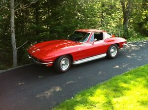 1964 Corvette Coupe, excellent condition, can store for winter