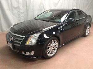 2010 Cadillac CTS CTS Huge Sunroof