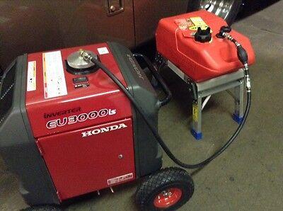 Honda Eu3000is Generator 6.5 Gal Extended Run Marine Fuel System