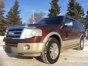 2007 Ford Expedition, Eddie Bauer-Pkg, AWD, LEATHER, $8,500