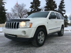 2005 Jeep Grand Cherokee, LIMITED-PKG, AUTO, AWD, LOADED!