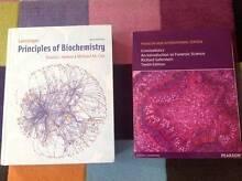 Biochemistry & Forensic Science Text Books Armidale Armidale City Preview