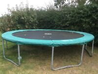 14feet trampoline for sale