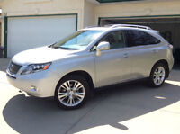 2011 Lexus RX 450h Hybrid, Premium Package, FULLY LOADED, EXTRAS