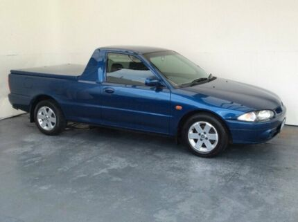 2006 Proton Jumbuck GLI Blue 5 Speed Manual Utility Mount Gambier Grant Area Preview