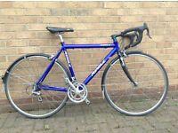 Ribble 7005 winter road bike 50cm (small)