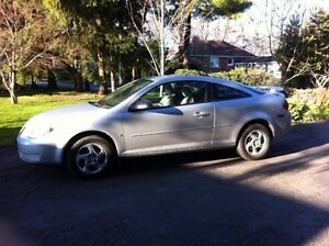 2007 Pontiac G5 Standard Coupe (2 door)