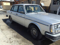 Awesome Volvo! It just goes and goes! $700
