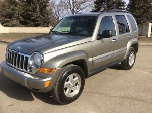 2006 Jeep Liberty, LIMITED, DIESEL, AUTO, 4X4, 137k, $9,500