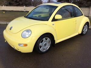 1999 Volkswagen New Beetle, GLS-PKG, 5/spd, LOADED, $2,500