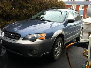 2005 Subaru Outback Familiale