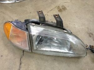 Honda Civic Headlights - Pair - with turn signals London Ontario image 1
