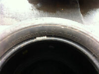 Michelin .Bonne condition! Good Condition .  P225/60 R16 97S  4