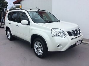 2012 Nissan X-Trail ST FWD White 4 Speed Automatic Wagon Pialba Fraser Coast Preview