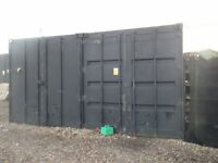 40ft Container on farm suitable for storage