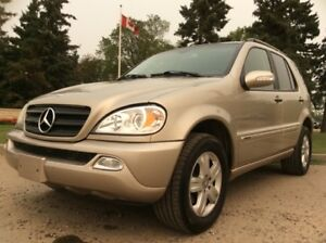 2005 Mercedes-Benz ML350, AUTO, AWD, LEATHER, ROOF, CLEAN!!!