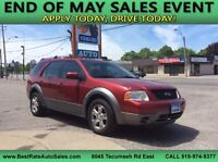 2007 Ford Freestyle! WE FINANCE EVERYONE! 6 Passenger!
