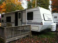 2000 Citation 30LO Travel Trailer