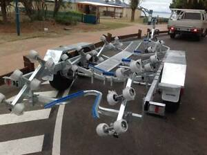 Brand New Seatrail 7.2M Rollered Boat Trailer 3500kg Rated Hemmant Brisbane South East Preview