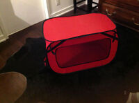 Dog Carrier / Play Pen - great for vacations!
