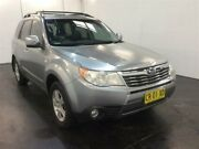 2008 Subaru Forester MY09 XS Premium Silver 5 Speed Manual Wagon Cardiff Lake Macquarie Area Preview