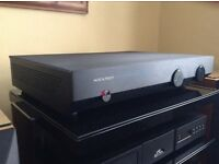 Musical Fidelity A1 pure class amplifier. Mint condition and superb sound. (MADE IN ENGLAND)