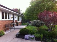 Executive 3 Bdrm Ancaster home for Rent Furnished & Incl Apr 1st