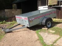 Caddy 6 x 4 Trailer for sale