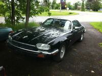 1991 Jaguar XJS Coupe Manual Trans ONLY $3700
