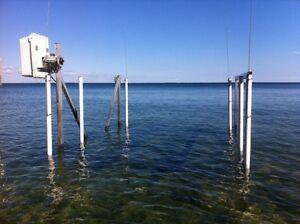 Electric boat lift,