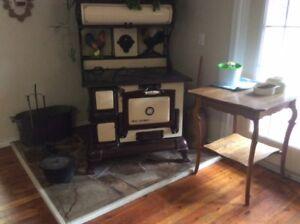 Antique Wood Cookstove