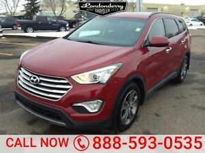 2013 Hyundai Santa Fe AWD XL Accident Free,
