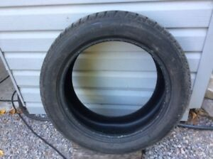 Winter Tires - Uniroyal Tiger Paw Ice & Snow ll Tires