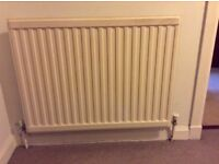 Radiators - large (2), medium (1) and small (1) or sold singly
