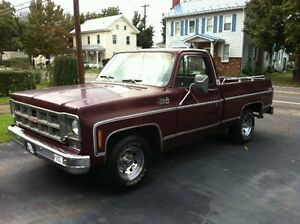 LOOKING FOR UNWANTED 1978 GMC PICKUP TRUCK BLAZER SUBURBAN