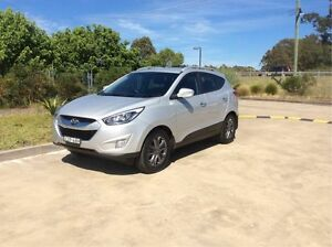 2015 Hyundai ix35 LM3 MY15 Elite AWD Silver 6 Speed Sports Automatic Wagon Glendale Lake Macquarie Area Preview