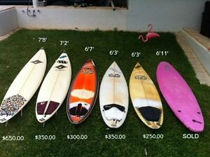Surfboards For Sale Noosa Heads Noosa Area Preview