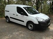 2018 Citroen Berlingo B9C MY17 L1 Bianca White 5 Speed Manual Van Nambour Maroochydore Area Preview