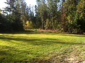 RV lot - Mara Lake - Sicamous, BC