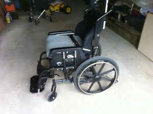 Wheelchair... Great value if it  suits your needs!