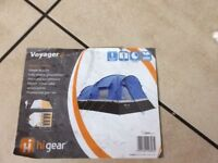 Excellent Condition Voyager 4 Family Tent