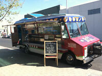 FOOD TRUCK PARTNER WANTED