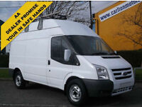 2010/ 60 Ford Transit 115 T350m High roof [ Mobile Workshop / Invertor ] van Rwd